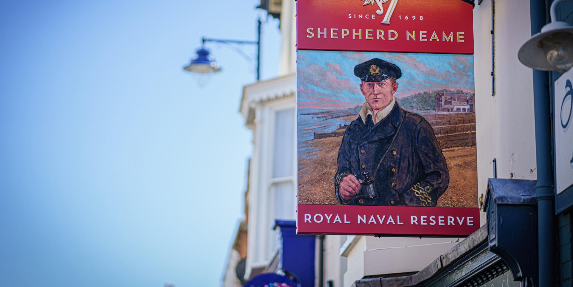 Royal Naval Reserve, Whitstable